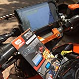 MOTOCRAZE Impact Proof KTM Duke 390 TFT Screen Guard Protection. [Introductory Price]