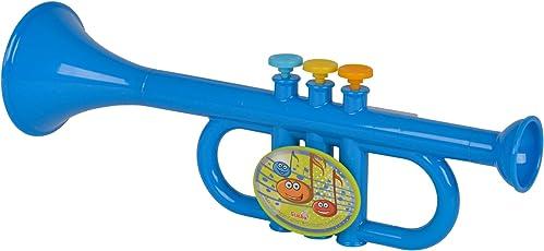 Simba My Music World Trumpet, Multi Color