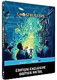 SOS fantômes [Blu-ray + Copie digitale - Édition boîtier SteelBook exclusive avec illustration Pop Art]