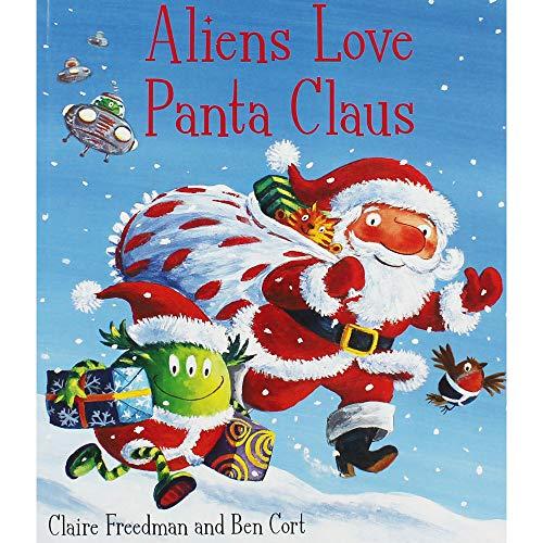 Aliens Love Panta Claus Pa (Love Claus Aliens Panta)