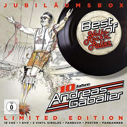 Best of - 10 Jahre Volks-Rock\'n\'Roller Jubiläumsbox