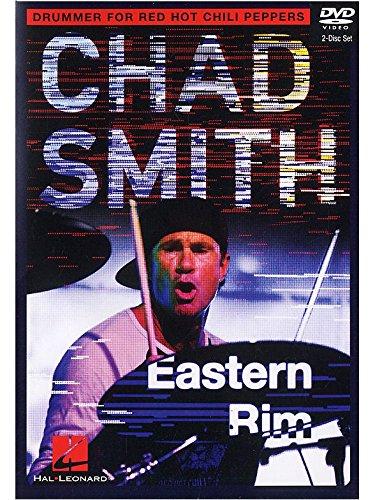 Chad Smith: Eastern Rim (2 DVD Set). Für Schlagzeug