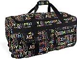 GearUp Reise- und Sporttasche mit Trolleyfunktion 80 Liter bis 150 Liter Farbe Missy