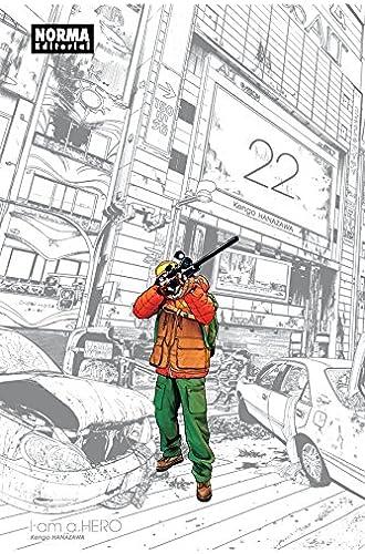 Descargar gratis I am a Hero 22 de Kengo Hanazawa