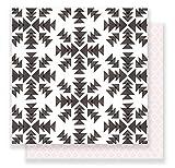 Crate Paper Snowflakes/Copos de Nieve
