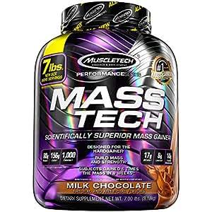 Muscletech Mass Tech Perf Series - 7lbs (Milk Chocolate)
