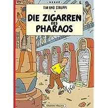 Tim und Struppi, Band 3: Die Zigarren des Pharaos