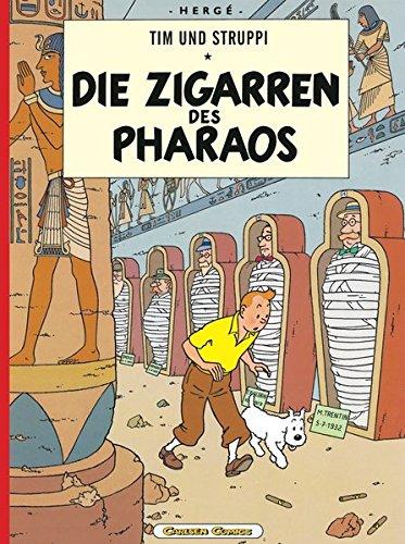 Die Zigarren des Pharaos par Hergé