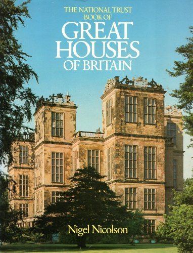 National Trust Book of Great Houses of Britain by Nigel Nicolson (1978-10-02)