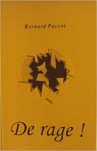 Lire De rage ! pdf, epub ebook