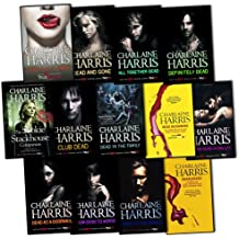 Charlaine Harris True Blood Sookie Stackhouse Vampire 13 Books Collection Pack Set RRP: £124.24