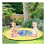 XXpad Sprinkler for Kinder, Sommer Spray Wasserspielzeug, Garten Outdoor Spray Wasserspielzeug for Kinder/Hunde POV (Size : 67in)