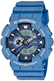 Casio G-Shock GA-110DC-2ADR (G637) Analog Digital Blue Dial Men's Watch