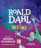 The Witches by Roald Dahl (2013-09-26) - Listening Library (Audio) - 26/09/2013