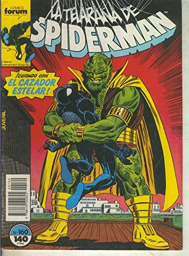 Spiderman volumen 1 numero 160