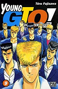 Young GTO Edition simple Tome 9