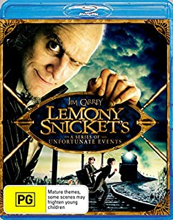 Lemony Snicket's A Series Of Unfortunate Events [Blu-ray] (B00DQJYJNG) | Amazon price tracker / tracking, Amazon price history charts, Amazon price watches, Amazon price drop alerts