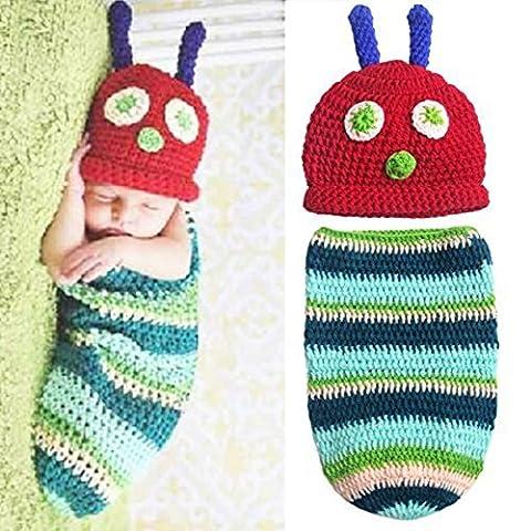 Babe Mall Inc® Fashion Unisex New-born Boy Girl Crochet Knitted