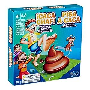 Hasbro Gaming – Juego infantil Caca Chaf! (Hasbro E2489175)