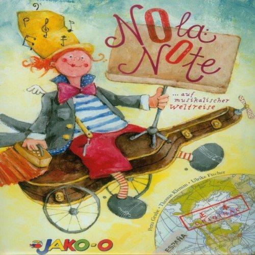 Nola Note auf Musikalischer Weltreise