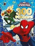 SPIDERMAN, 300 STICKERS...