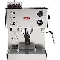 Lelit PL82T Kate, Machine Professionnelle avec LCC pour gérer Tous Les paramètres et Moulin à café intégré, 1400 W, 0.35…