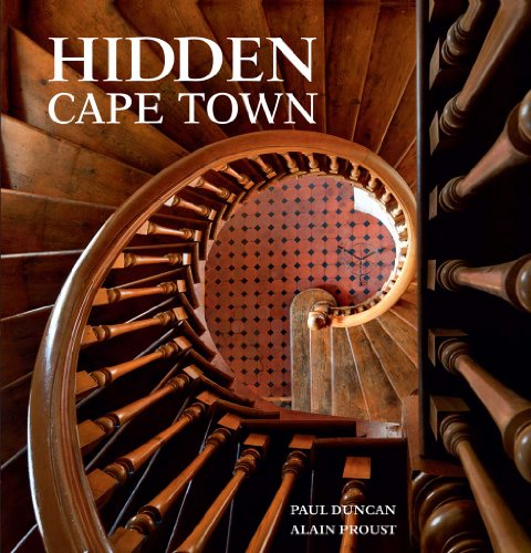 Hidden Cape Town (English Edition)