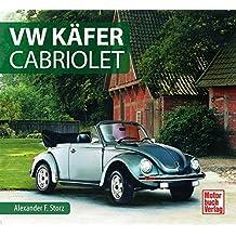 VW Käfer Cabriolet (Schrader-Typen-Chronik)