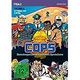 C.O.P.S., Vol. 2 / Weitere 13 Folgen der erfolgreichen Serie