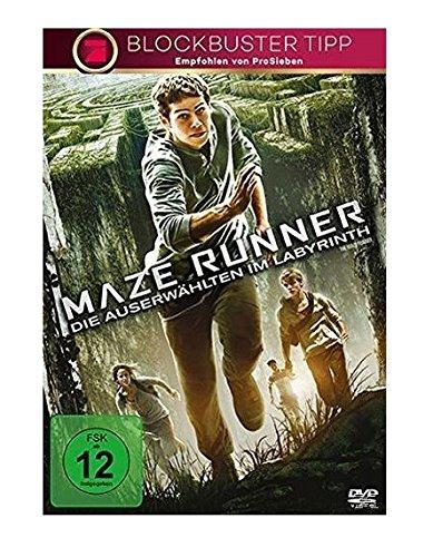 Maze Runner - Die Auserwählten im Labyrinth [DVD]
