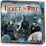 Les Aventuriers du rail/Ticket To Ride - 16 - Map Collection 5 - Royaume Uni/Pennsylvannie