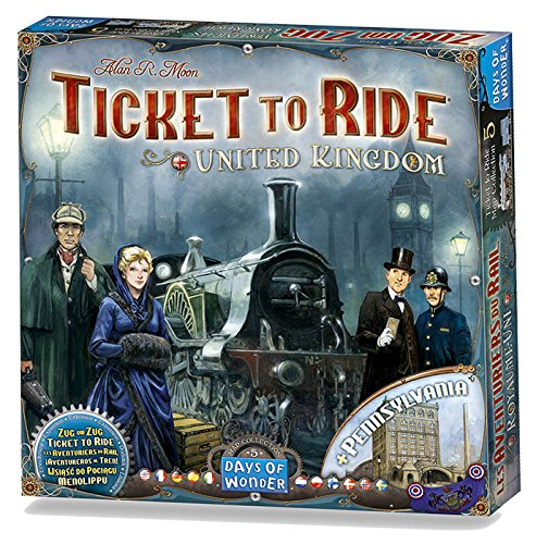 ticket-to-ride-united-kingdom-and-pennsylvania-game