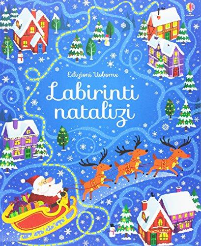 Labirinti natalizi. ediz. illustrata: 1
