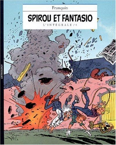 L'intégrale Spirou et Fantasio. : Volume 4