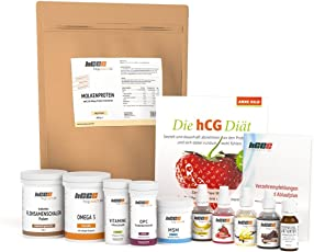 HCG-Globuli, hCG Diät /Stoffwechselkur