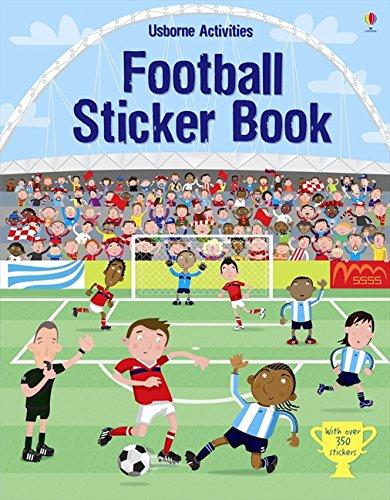 Football Sticker Book (Sticker Books)