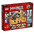 LEGO 70595 Ninjago Ultra Stealth Raider Building Set - Multi-Coloured