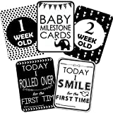 Syga Baby Milestone Cards - Set Of 27