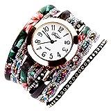 Duoya   Femmes Fleur populaire Quartz Bracelet De Luxe Robe cadeau Gemstone...