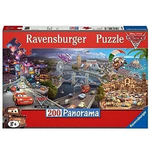Ravensburger - 2412645 - Disney Cars Autour du monde retour