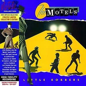 Little Robbers - Cardboard Sleeve - High-Definition CD Deluxe Vinyl Replica