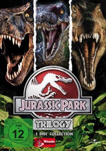 Park Jurassic Filme (Jurassic Park - Trilogy [3 DVDs])