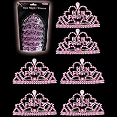 Idea Regalo - Alandra Hen Party Night mini tiara