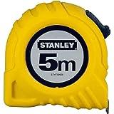 Stanley Bandmaat (5 m, extra sterk gebogen band, polymeer-beschermlaag, eindhaak drievoudig geklonken) 1-30-497