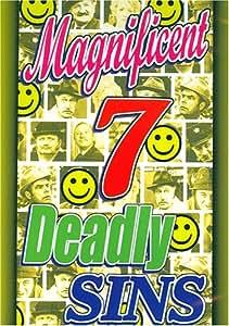Magnificent 7 Deadly Sins [DVD] [Region 1] [US Import] [NTSC]