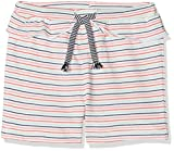 TOM TAILOR Kids Baby-Mädchen Shorts, Weiß (Whisper White|White 1100), 80