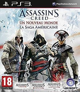 Compilation Assassin's Creed - Un Nouveau Monde : La Saga Américaine (B00MTW2HUS) | Amazon price tracker / tracking, Amazon price history charts, Amazon price watches, Amazon price drop alerts