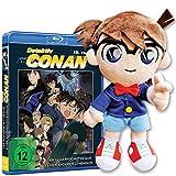 Detektiv Conan - 18. Film: Der Scharfschütze aus einer anderen Dimension - Limitierte DVD-Collector's Edition mit Plüschfigur (exklusiv bei Amazon.de) [Blu-ray]