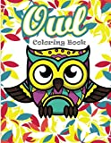 Owl coloring book: Owl coloring books for adults ( An Owl Coloring Book for Adults and Kids ) Vol.8: Volume 9