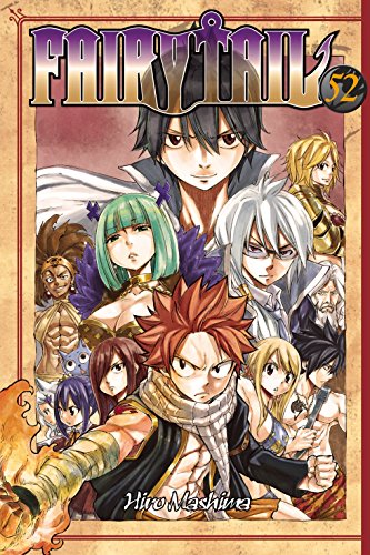 Fairy Tail Vol. 52 (English Edition)